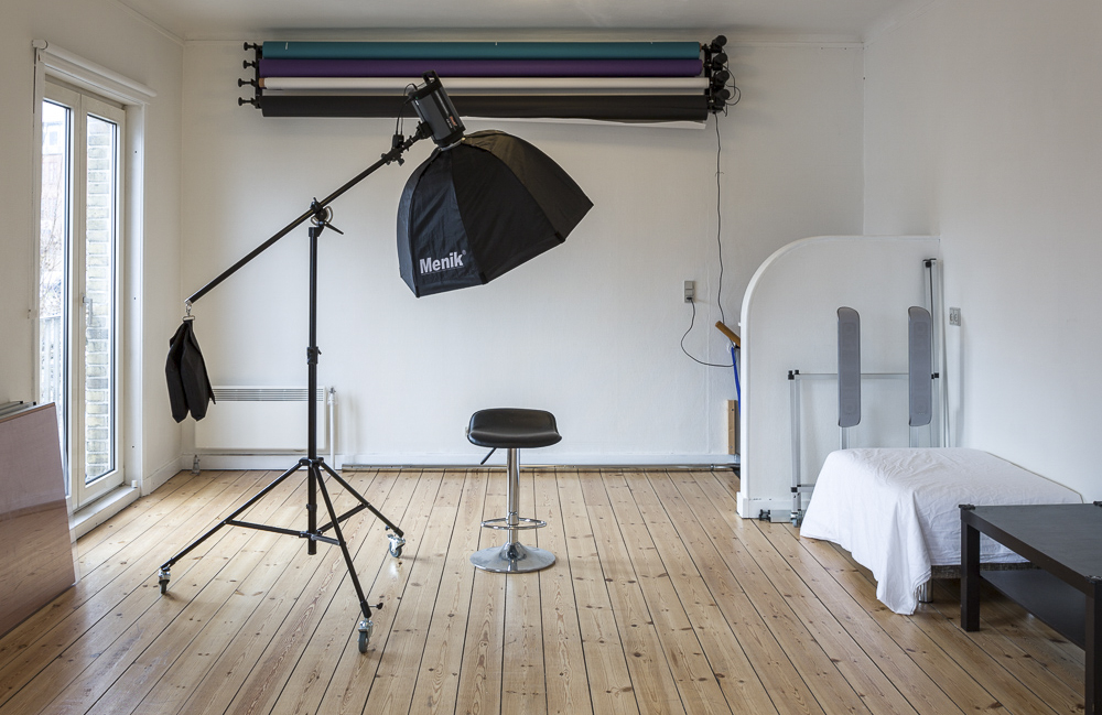 Studie på Rentemestervej 66, København NV, Zenani Photography
