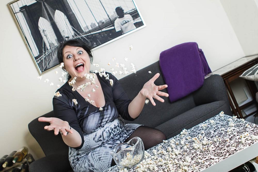 drømme, portræt af Carina Heckscher, passionsprojekt, my passion for your portrait, Carina Heckscher i sit eget hjem, Zenani