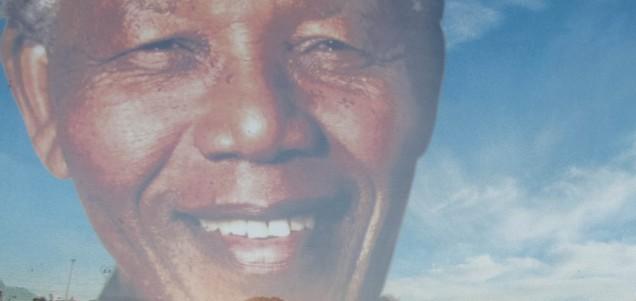 Med Nelson Mandela som inspiration!