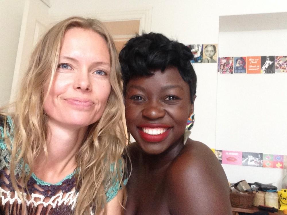 Mary Consolata, passionsportræt, menneskerettigheder, racisme, præsident i uganda, mål og drømme, Zenani