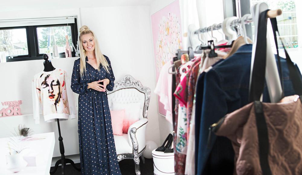 portræt af Maria Schøn, Stylementor.dk, my passion project, location photoshoot i eget hjem, Zenani