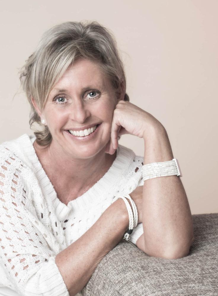 portræt af Hanne Lise, Zenani