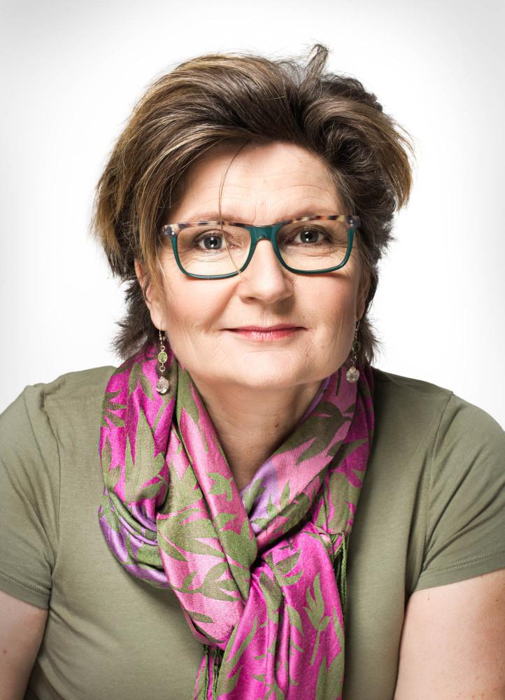 portræt af Camilla Rigmor Fribo-Søndergaard, Zenani