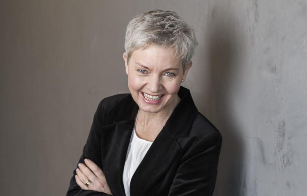 Lisbeth Olesen, linkedin billede, zenani