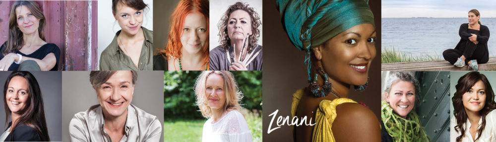ritual, kvindebillede, Zenani