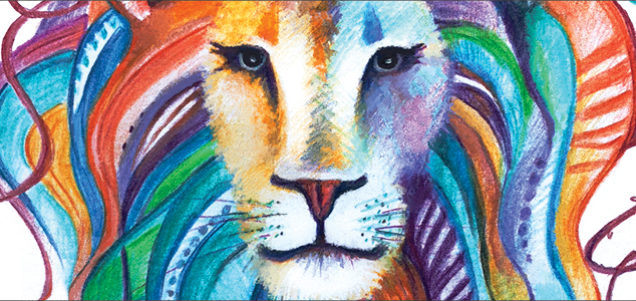 Jeg var en zebra – Idag er jeg en Zenani!
