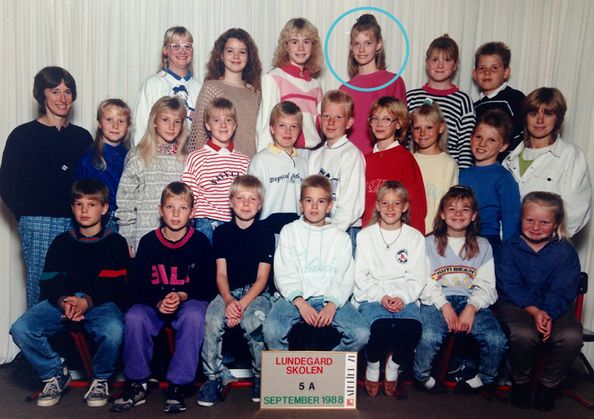 Susanne Jensen, 5A