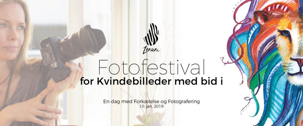 Fotofestival for Kvindebilleder