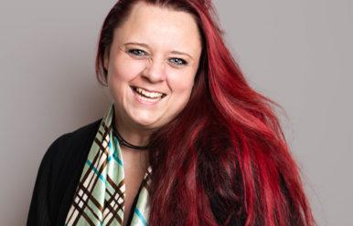SÅDAN er man smuk, selvom man er tyk… Mette Schnipper viser os sit Kvindebillede