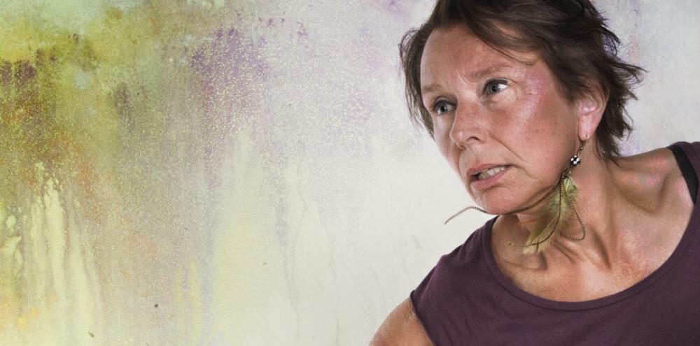 Birgitte Rasmussen, De 5 Rytmer, kvindebilleder, zenani kunst