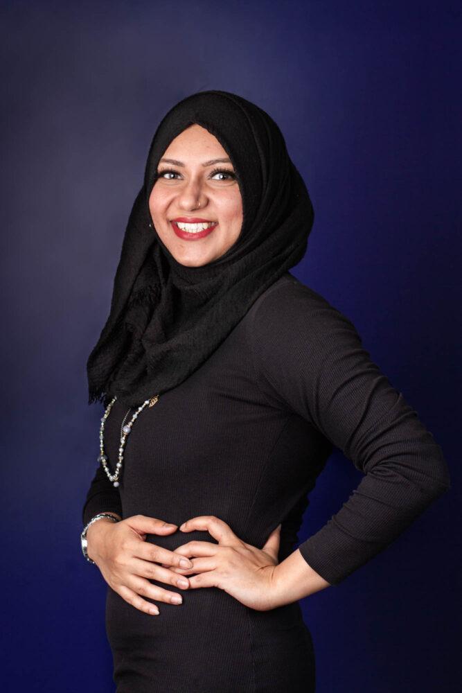 flygtningekvinder, Blossom project, zenani, kvindebilleder